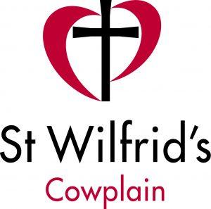 St Wilfrids Vertical Logo