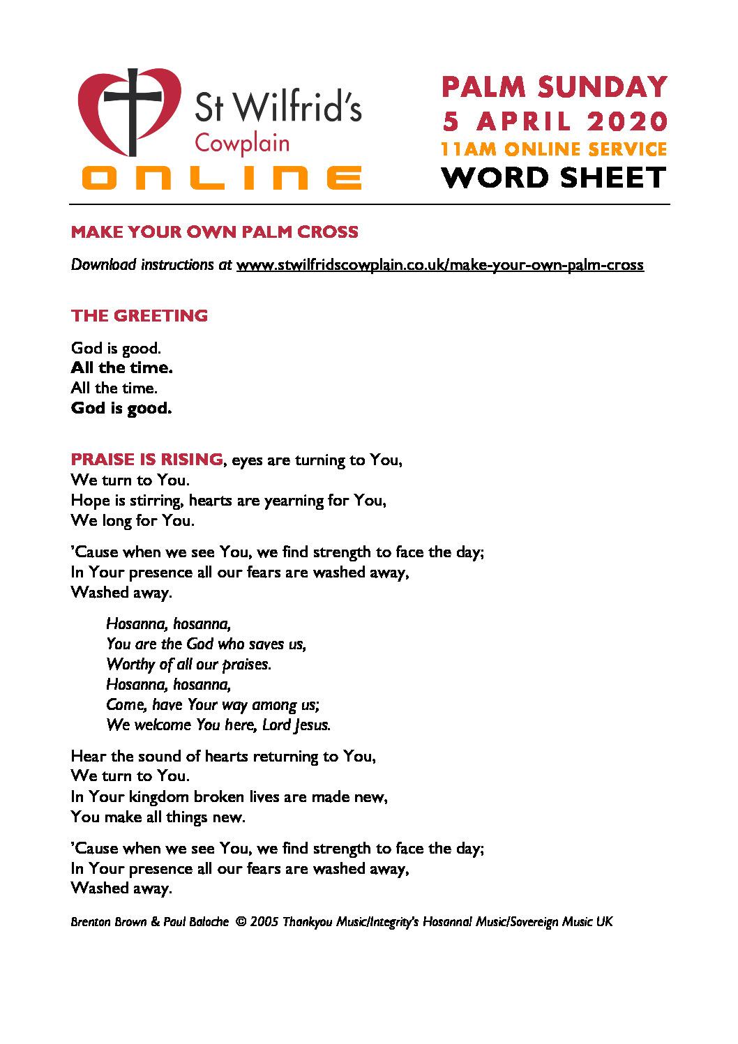 thumbnail of 200405 11am Facebook Live word sheet