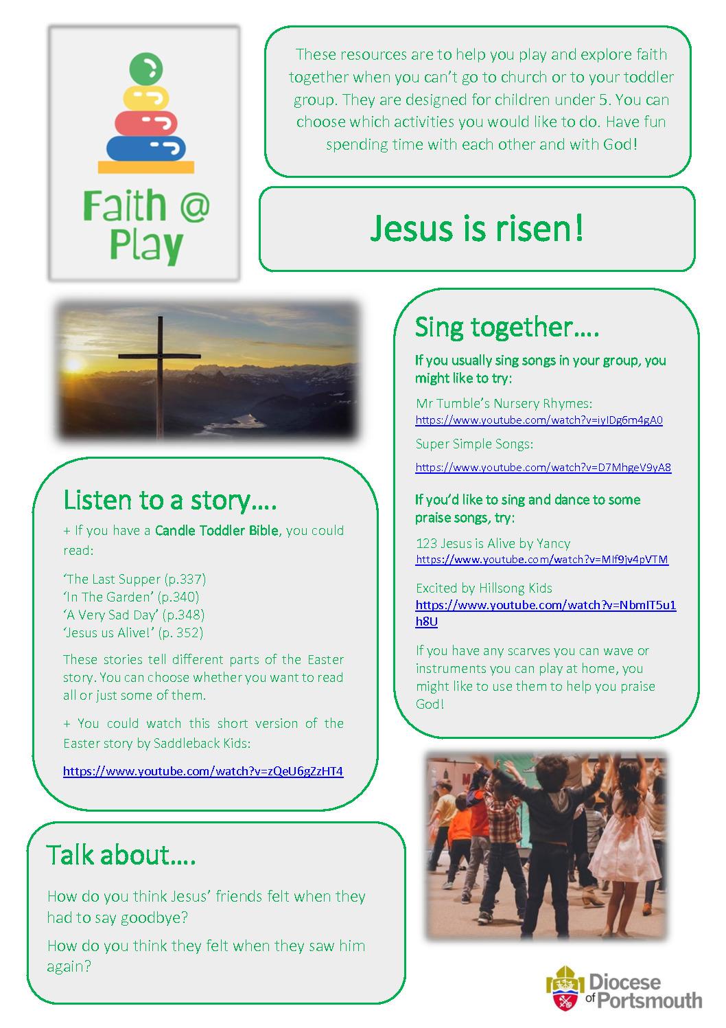 thumbnail of Faith__Play_-_Jesus_is_risen