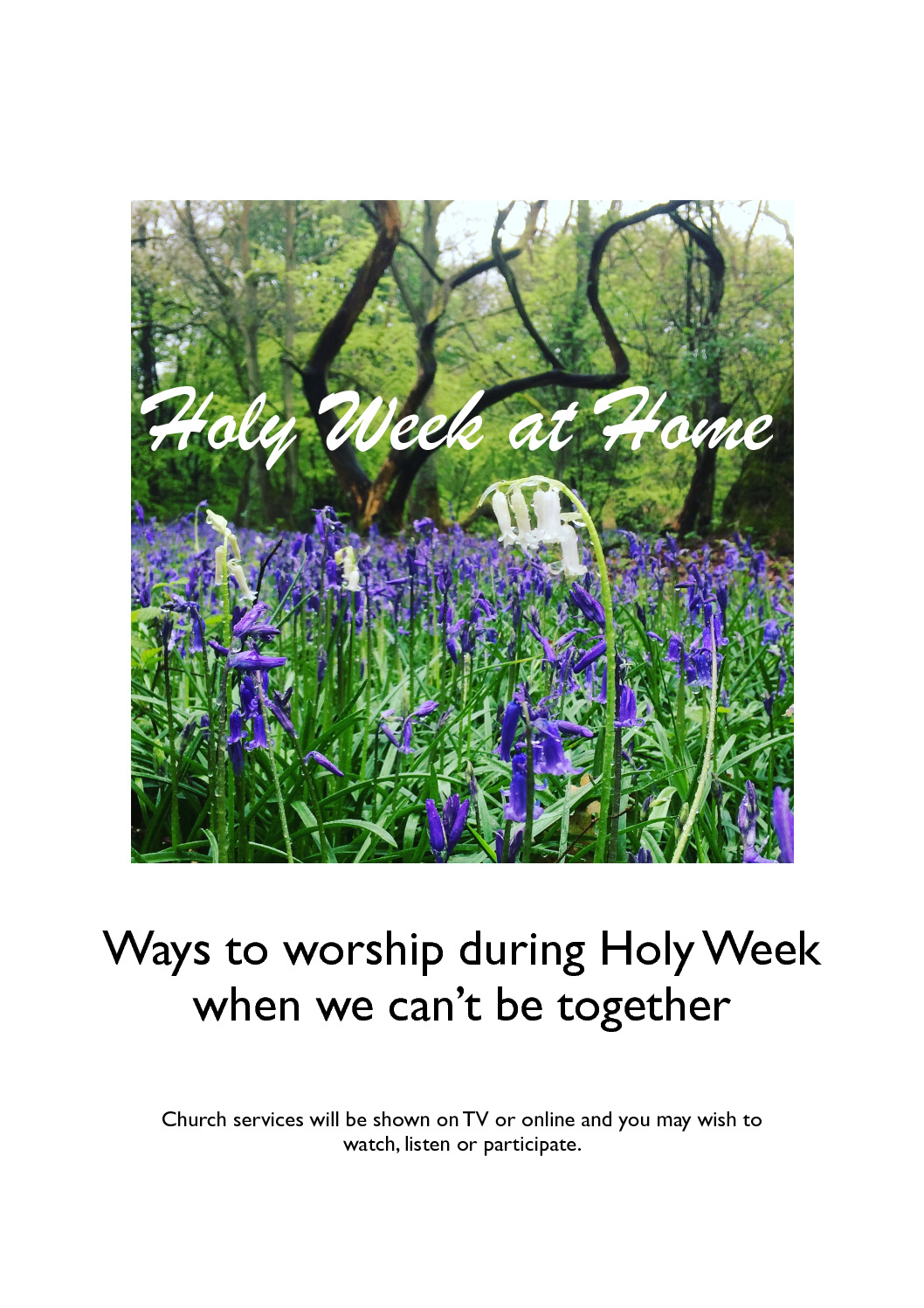 thumbnail of Holy week at home generic