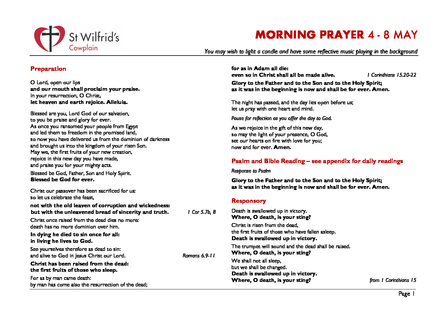 thumbnail of Morning Prayer wc 200504