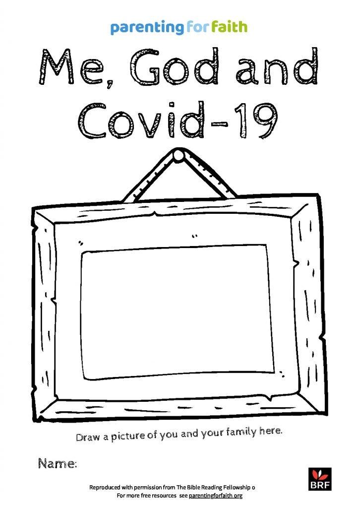 thumbnail of Me God and Covid-19