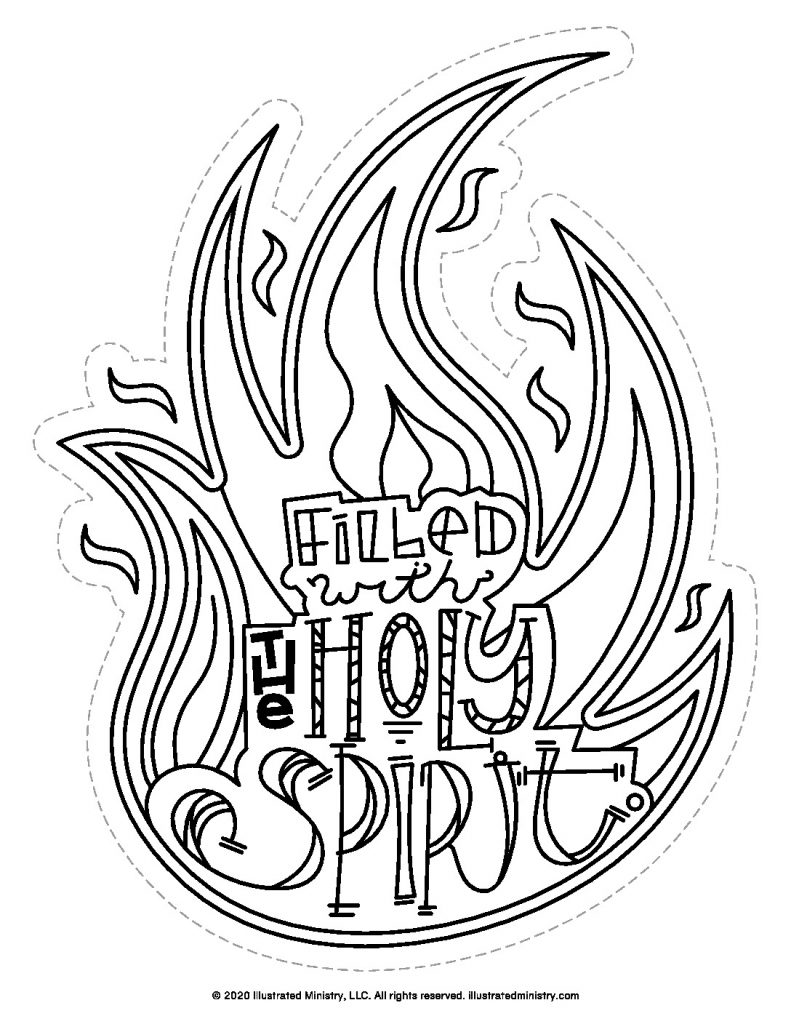 thumbnail of PentecostColouring