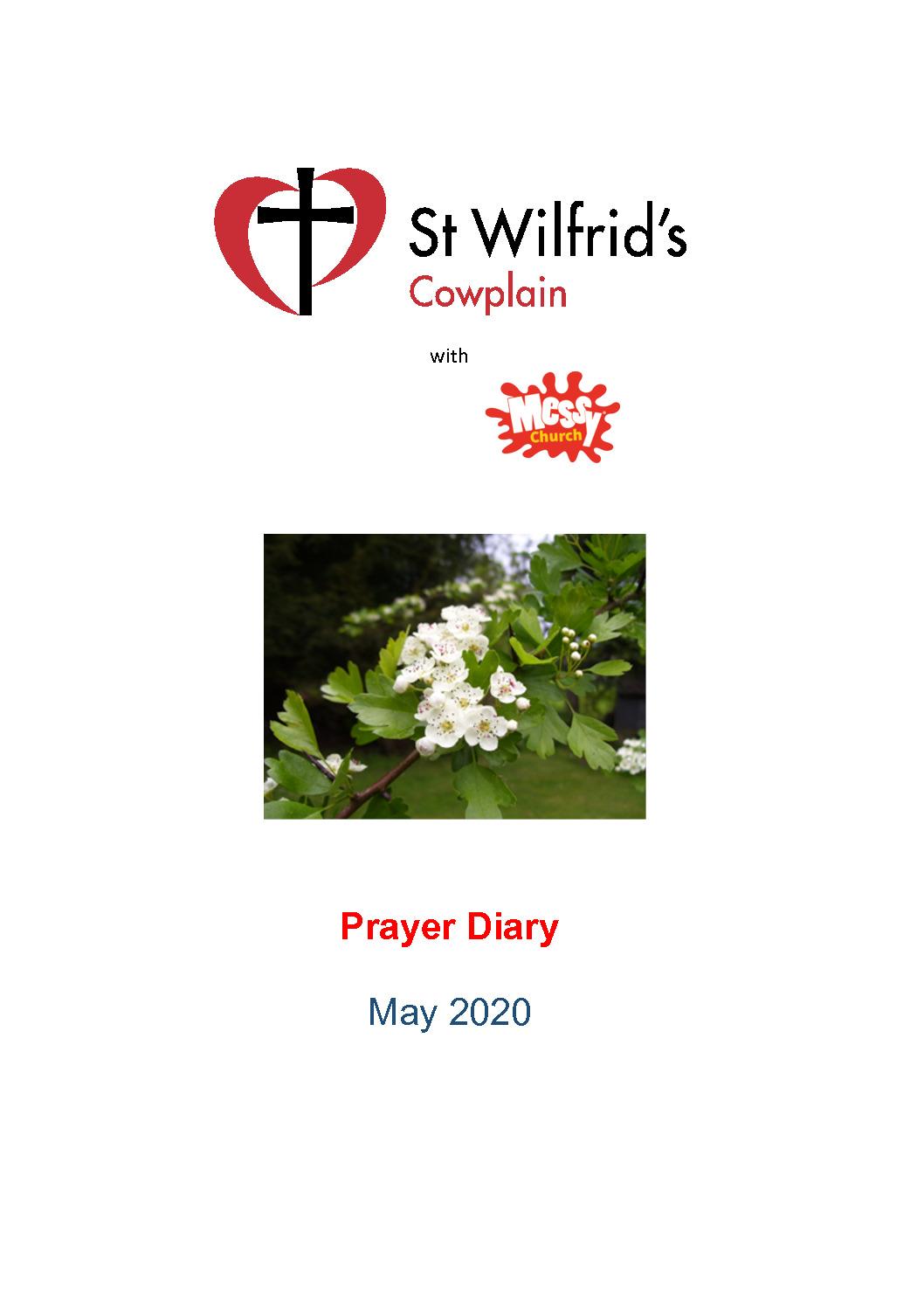 thumbnail of prayer diary may 2020