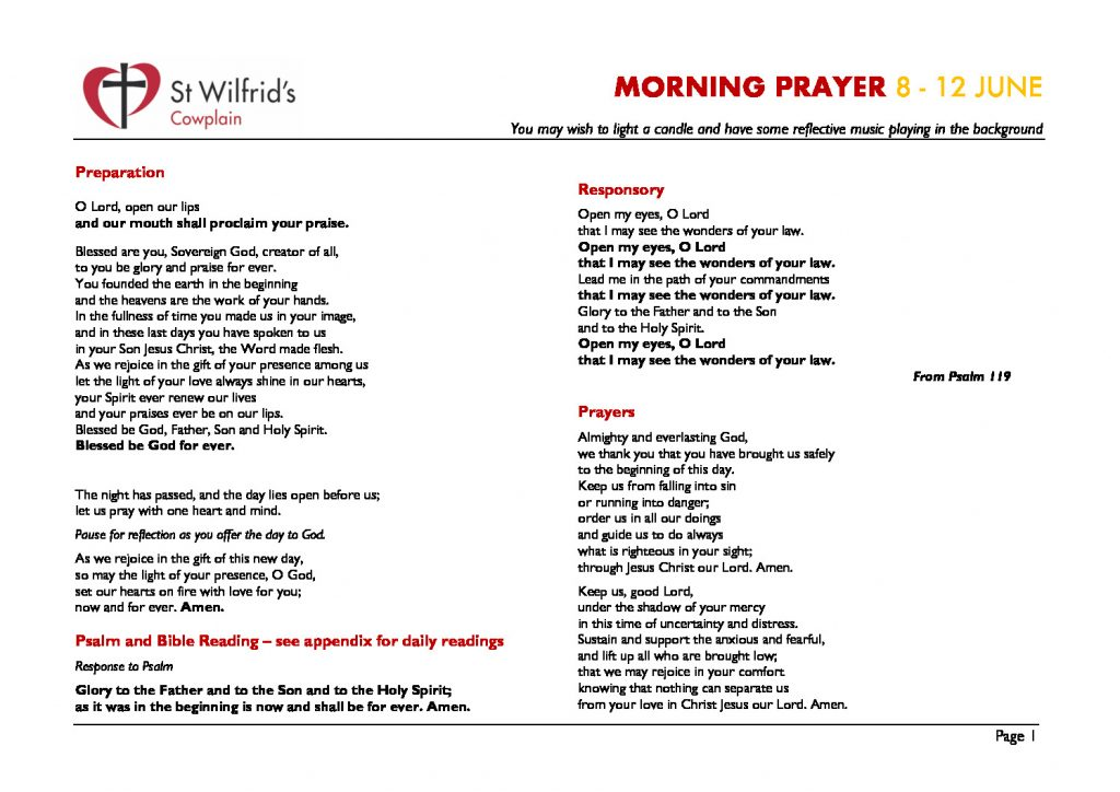 thumbnail of Morning Prayer wc 200608