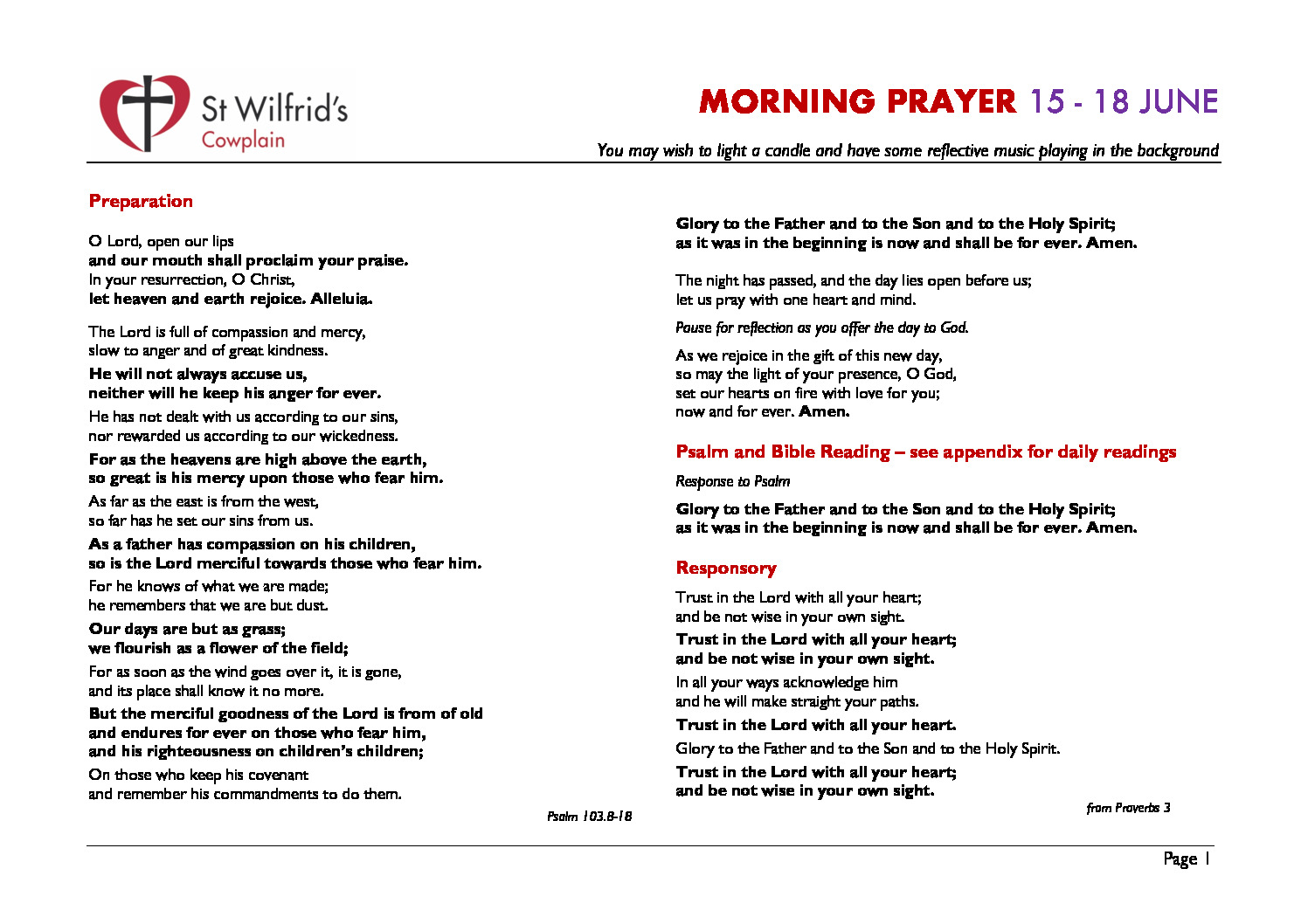 thumbnail of Morning Prayer wc 200615