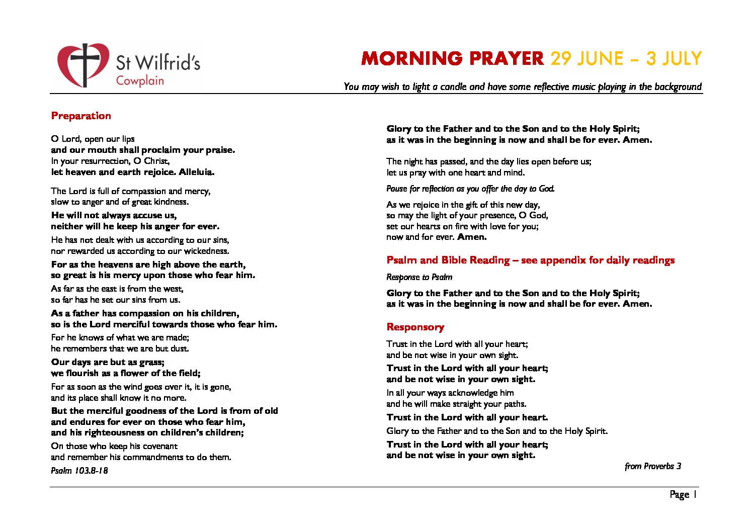 thumbnail of Morning Prayer wc 200629