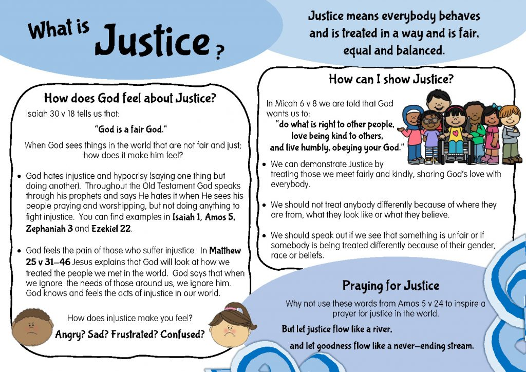 thumbnail of What is justice