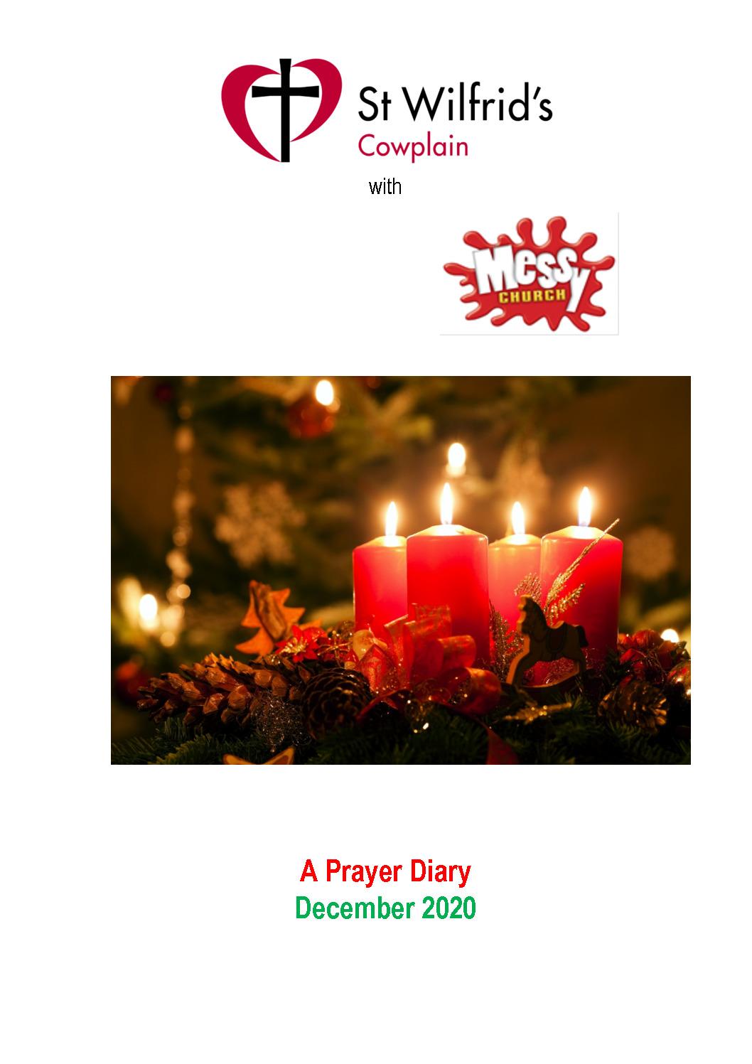 thumbnail of Prayer Diary December 2020