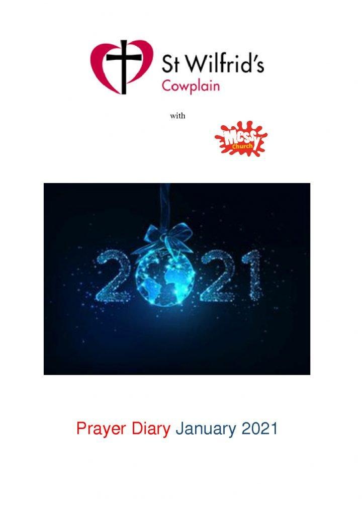 thumbnail of Prayer Diary January 2021
