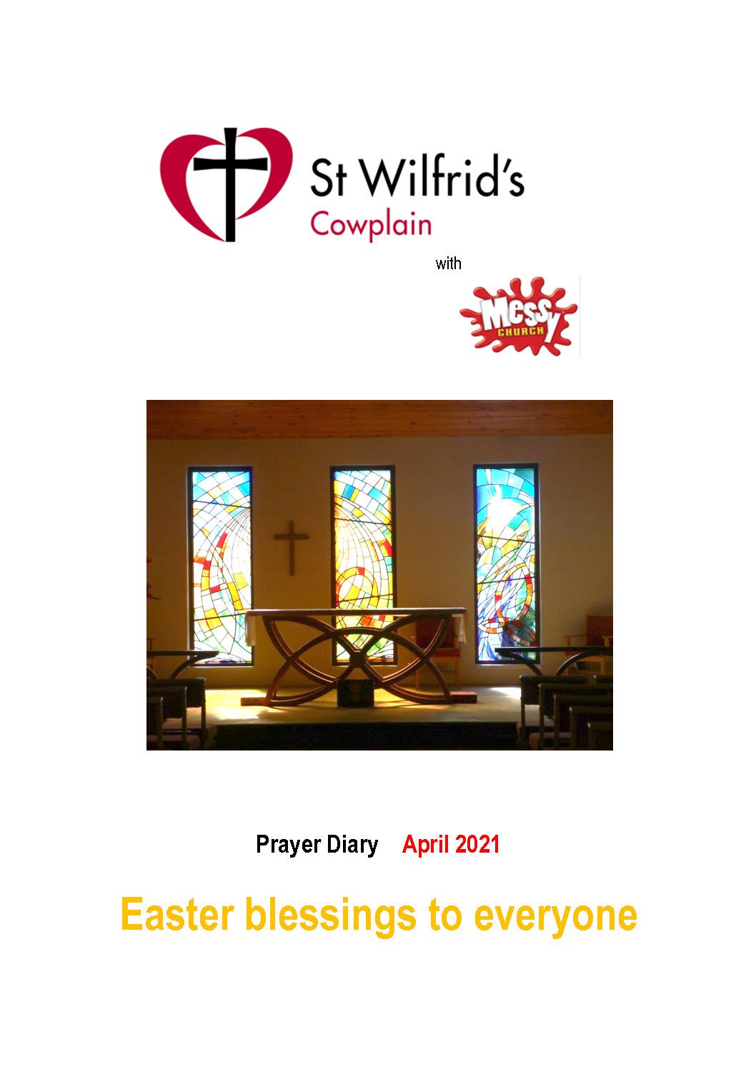 thumbnail of Prayer Diary April 2021 A4