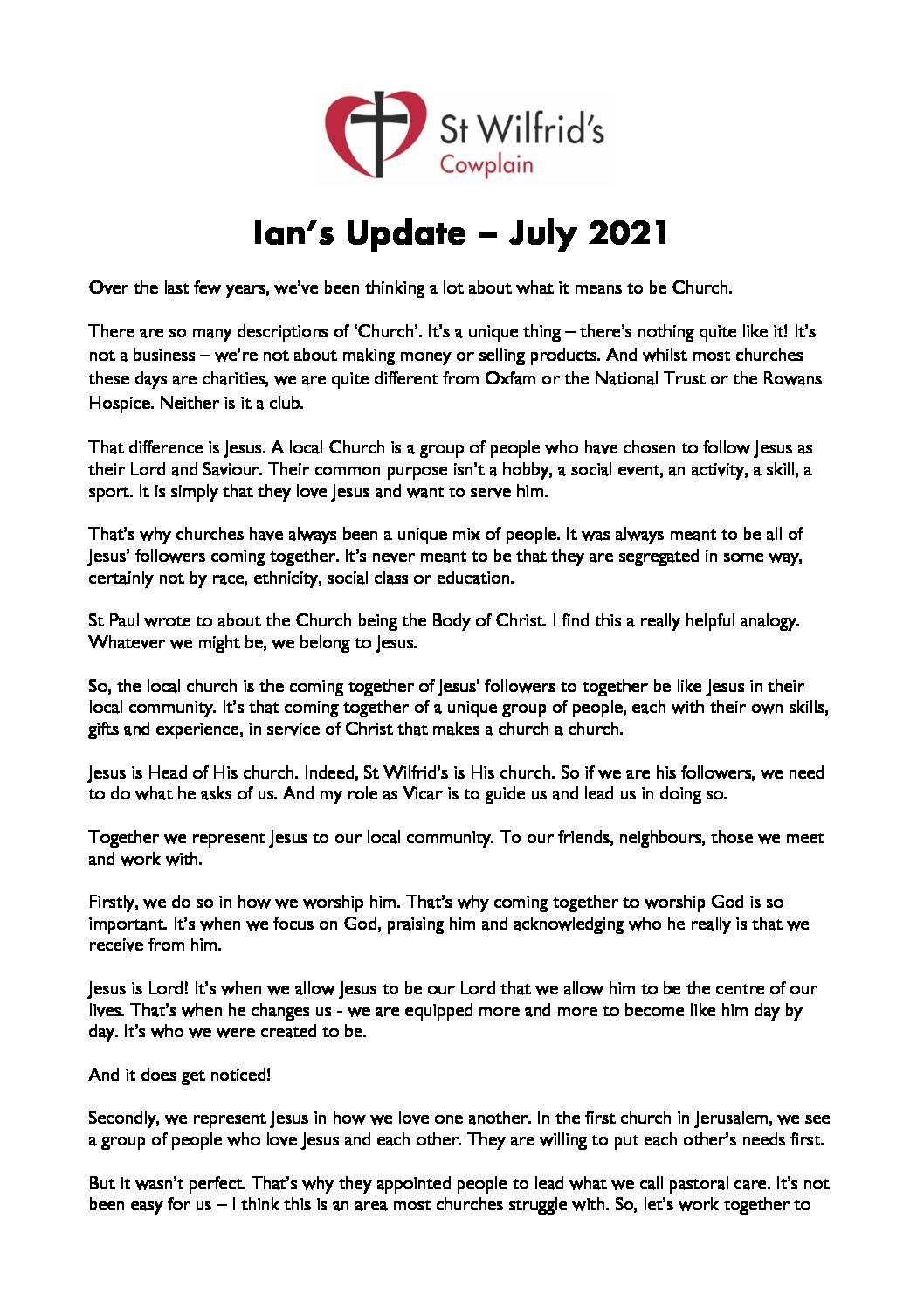 thumbnail of Ians update 210719