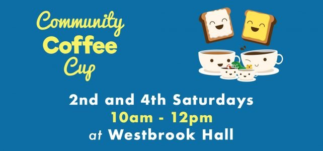 Community Coffee Cup