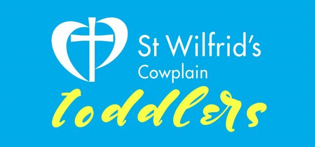 St Wilfrid's Toddler Groups – Wednesday and Friday mornings